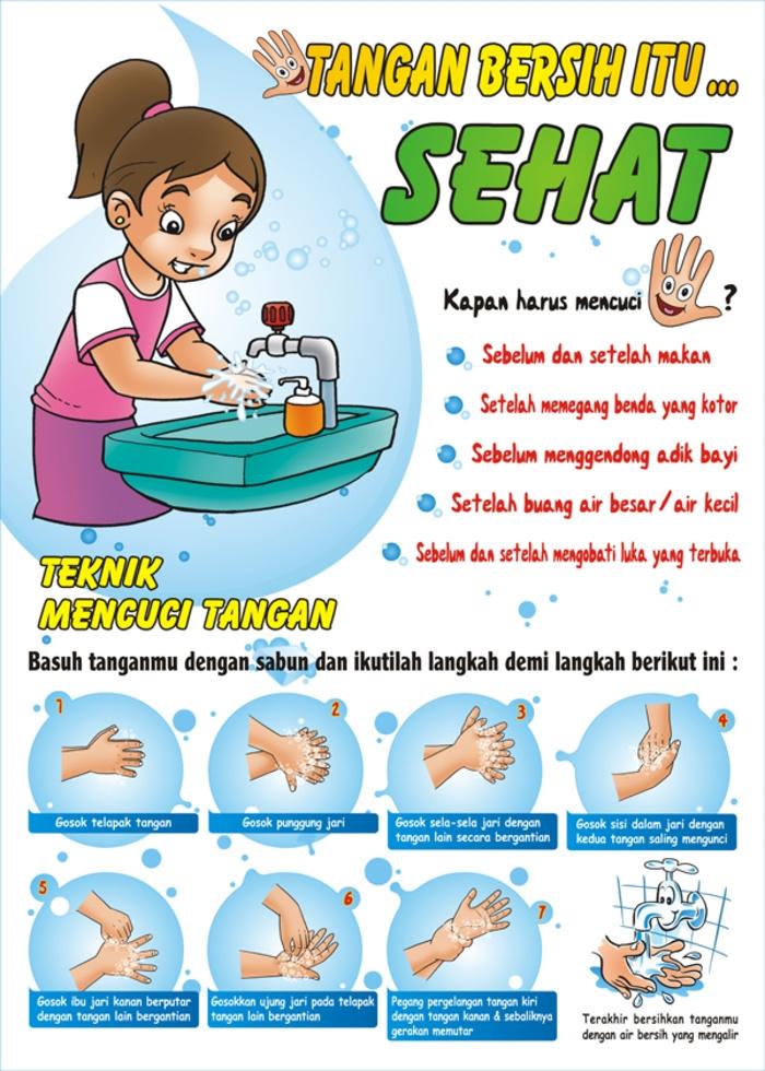 cuci tangan 7 langkah
