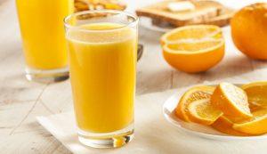 Jus Jeruk sebagai Jus Buah Untuk Flu