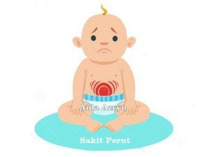 Mual, Muntah dan Sakit Perut sebagai gejala demam berdarah pada bayi